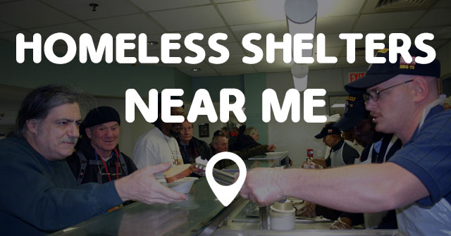HOMELESS SHELTERS NEAR ME - Points Near Me