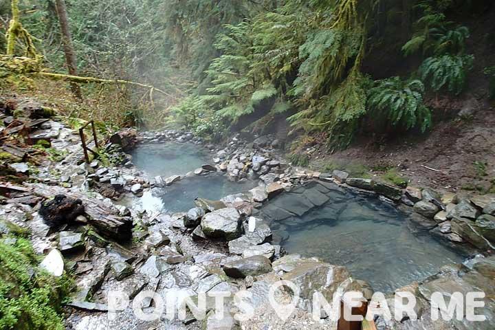 hot springs near me