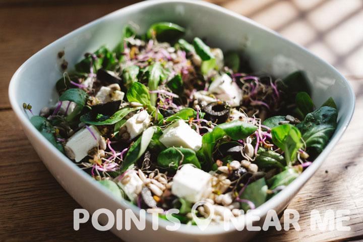 salad near me