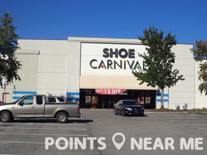 shoe carnival near me