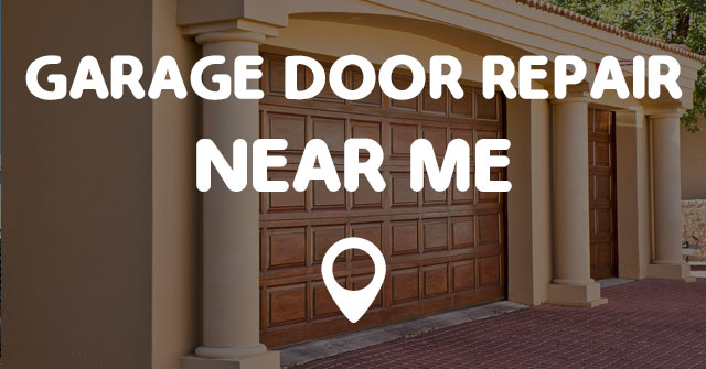 Garage Door Repair Near Me Points Near Me