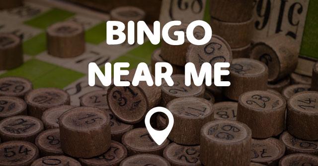 Bingo Halls Near Me