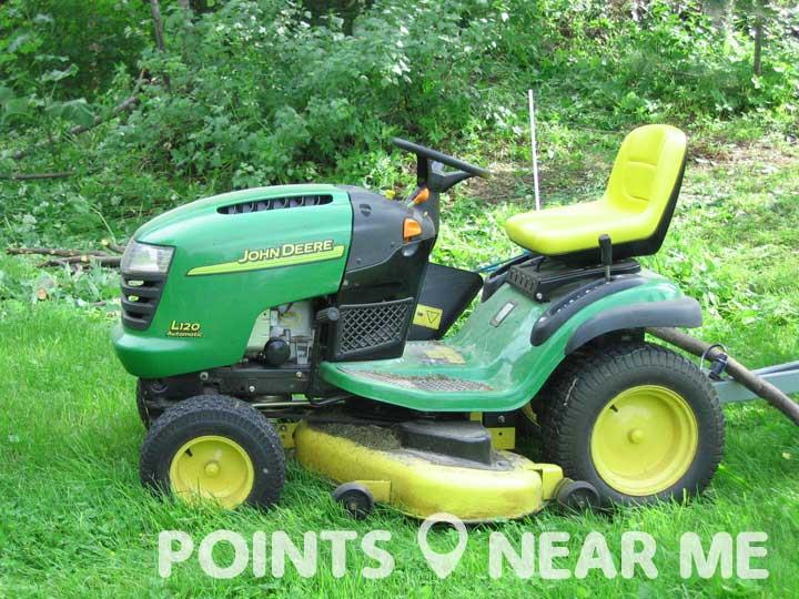 lawn mower repair near me