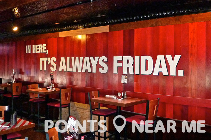 tgi friday's near me now