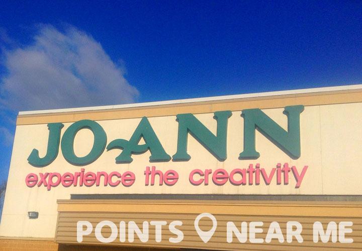 joann fabrics near me