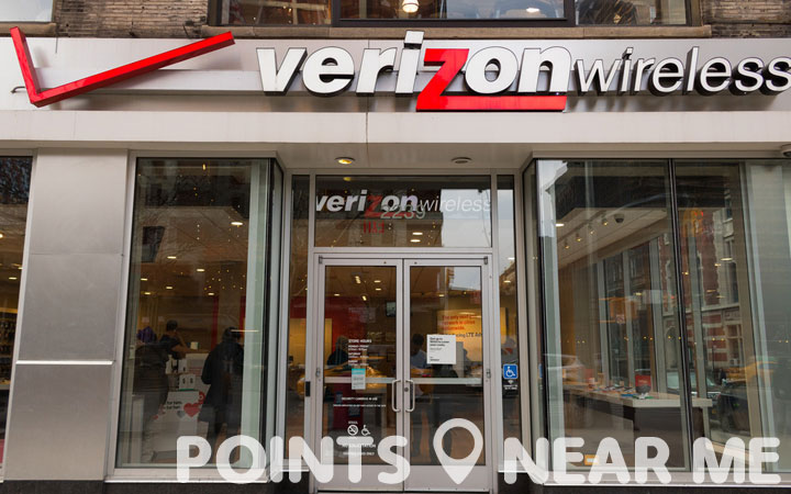 verizon stores near me