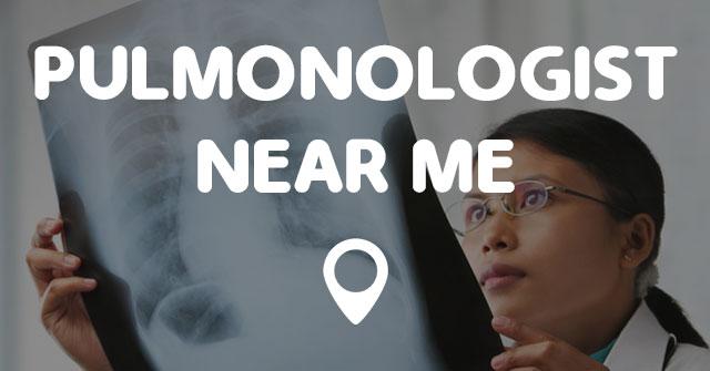 PULMONOLOGIST NEAR ME - Points Near Me