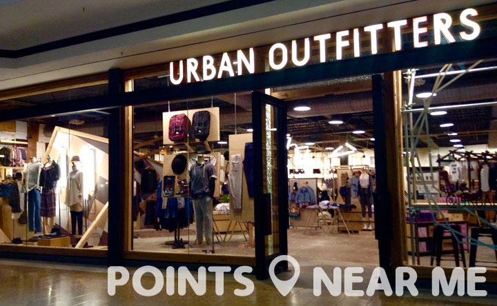 urban outfitters near me