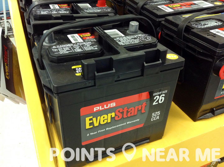used car batteries near me