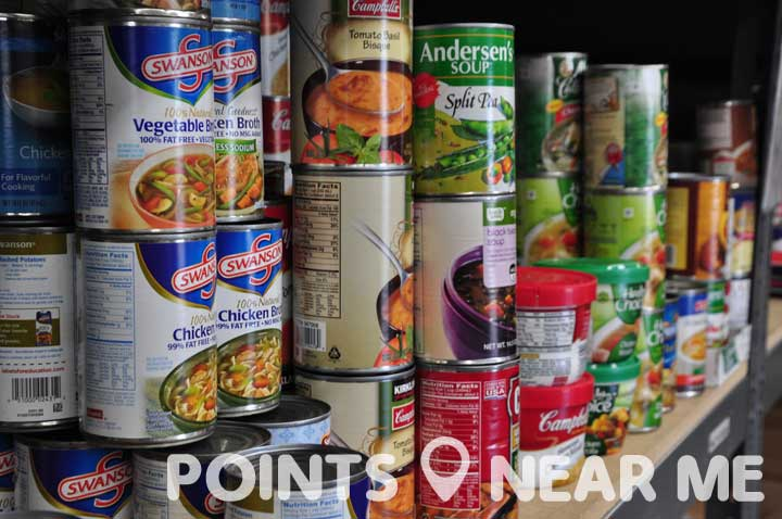 food pantry near me