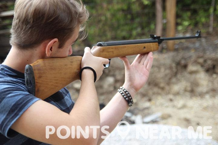 outdoor shooting range near me