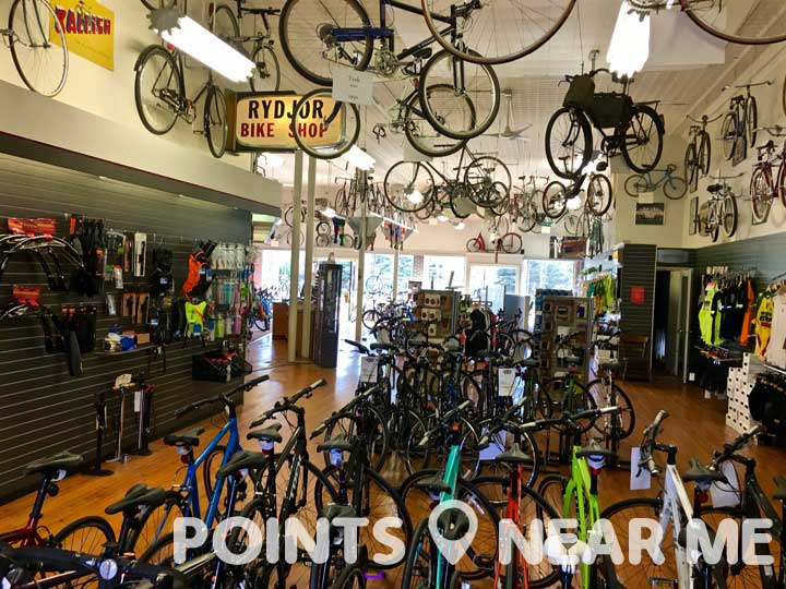 bicycle shops near me