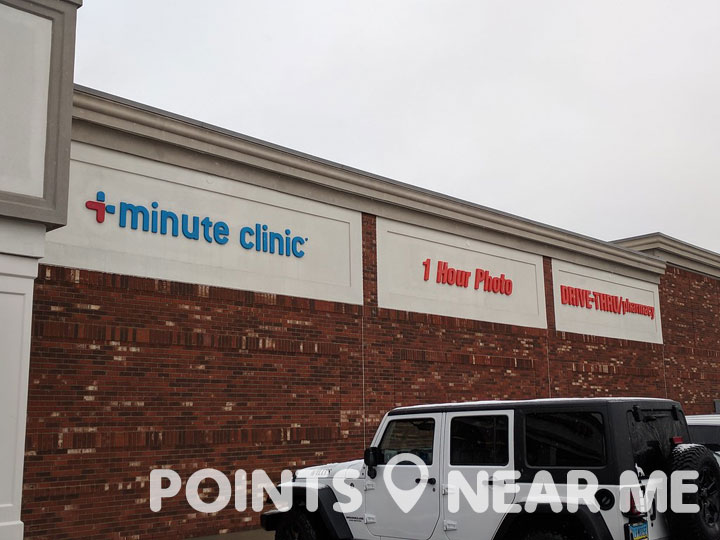 cvs minute clinic near me