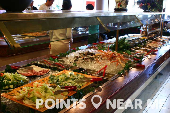 Score all of your favorites and then some at a buffet near you!