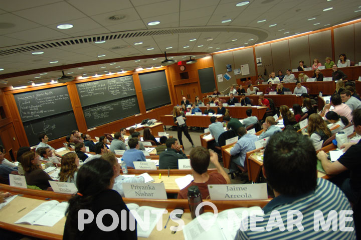 Harvard Business School is one of the best in the world.