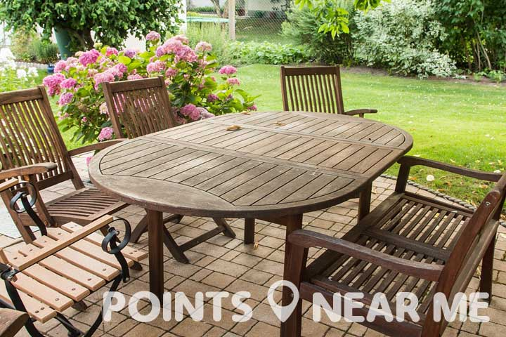 The right garden furniture can help you to create the outdoor space of your dreams.