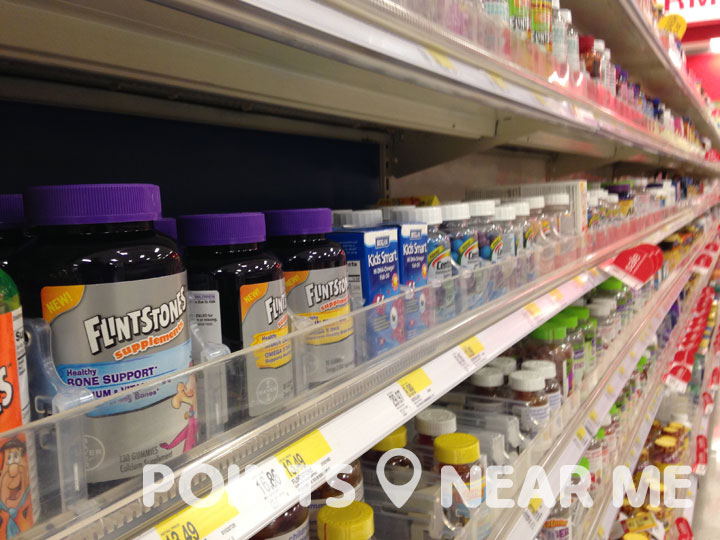vitamin store near me