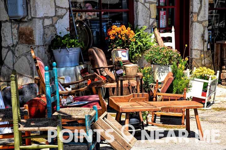 antique furniture store near me