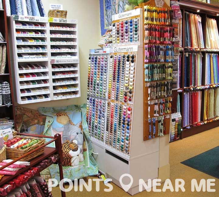 quilt shop near me