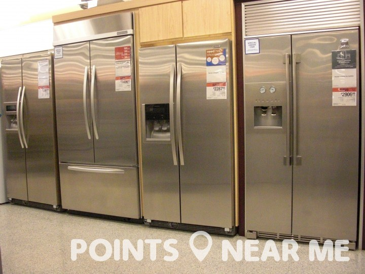 Appliance Stores Near Me