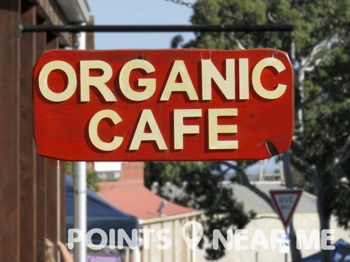 Organic Restaurant Near Me